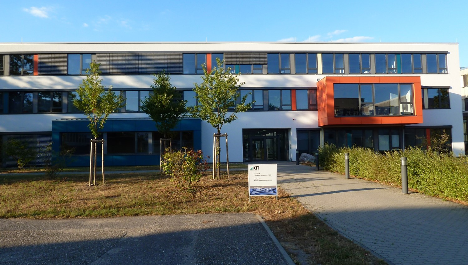 Steinbuch Centre for Computing